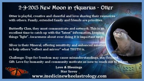 new moon-aquarius